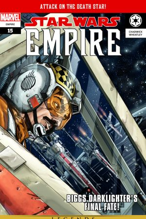 Star Wars: Empire #15