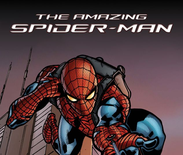 Amazing Spider-Man Cinematic Infinite Comic (2014) #1