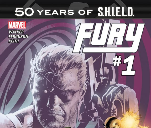 FURY: S.H.I.E.L.D. 50TH ANNIVERSARY 1 (WITH DIGITAL CODE)