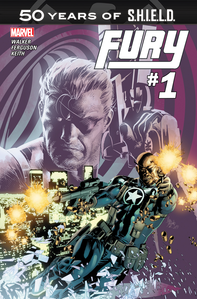 Fury: S.H.I.E.L.D. 50th Anniversary (2015) #1