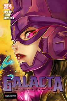 Galacta: Daughter of Galactus #2