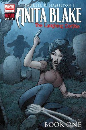Anita Blake, the Laughing Corpse - Animator #4