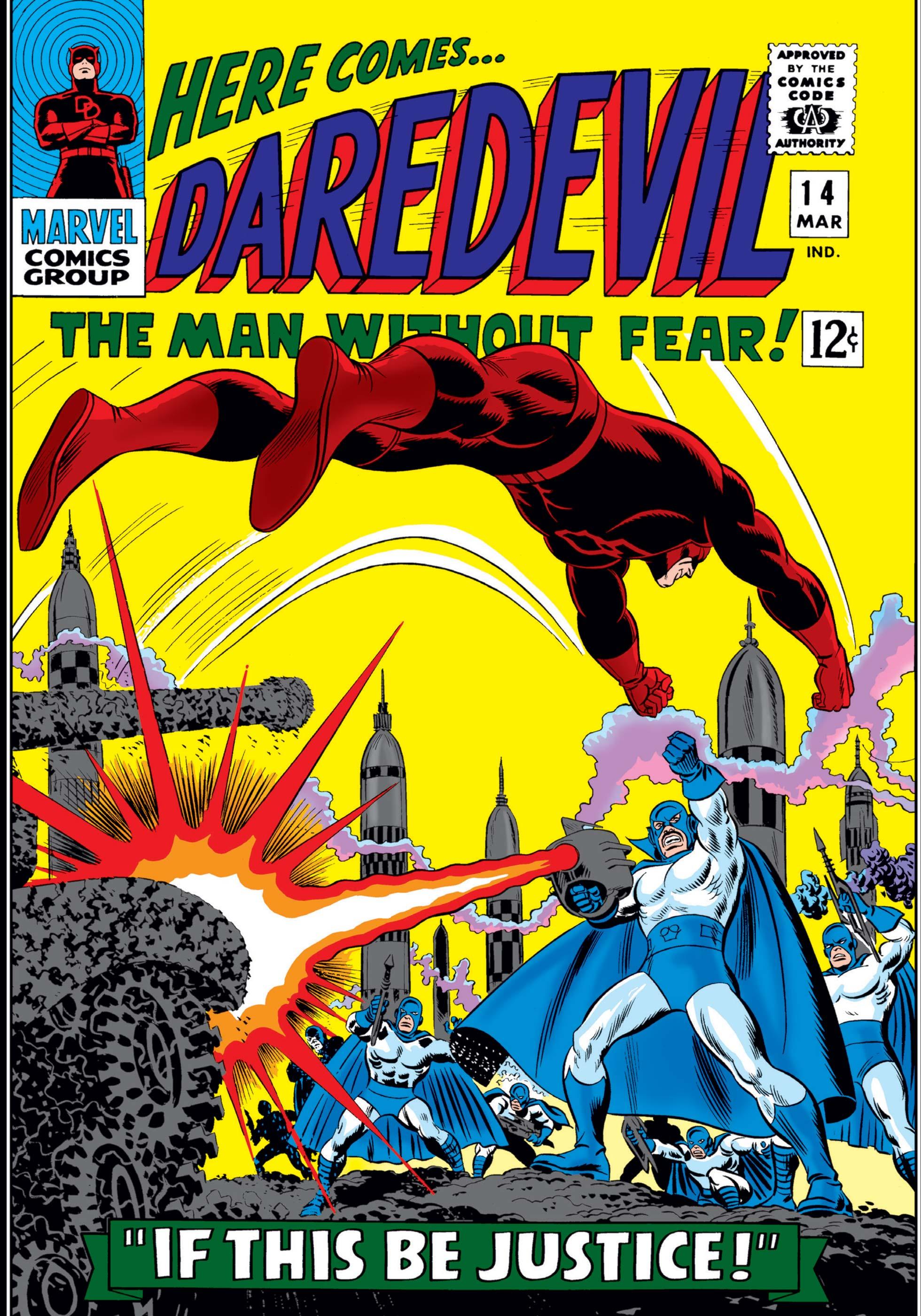 Daredevil (1964) #14