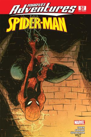 Marvel Adventures Spider-Man (2005) #57