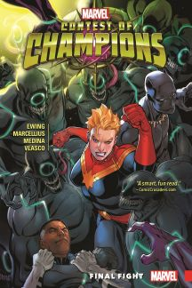 Contest of Champions Vol. 2: Final Flight (Trade Paperback)