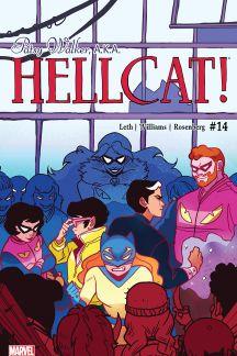 Patsy Walker, A.K.A. Hellcat! #14