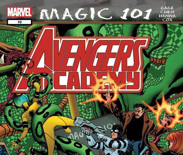 Avengers Academy (2010) #10