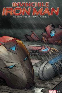 Invincible Iron Man (2016) #7
