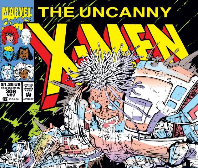 Uncanny X-Men (1963) #306