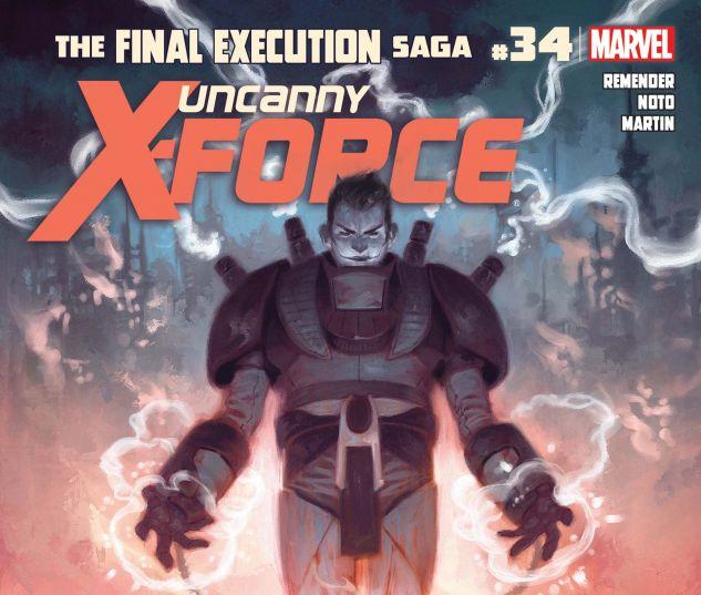 UNCANNY X-FORCE (2010) #34