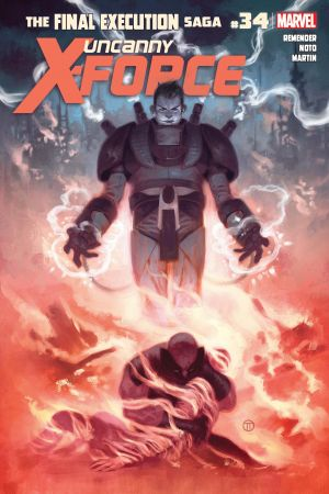 Uncanny X-Force #34