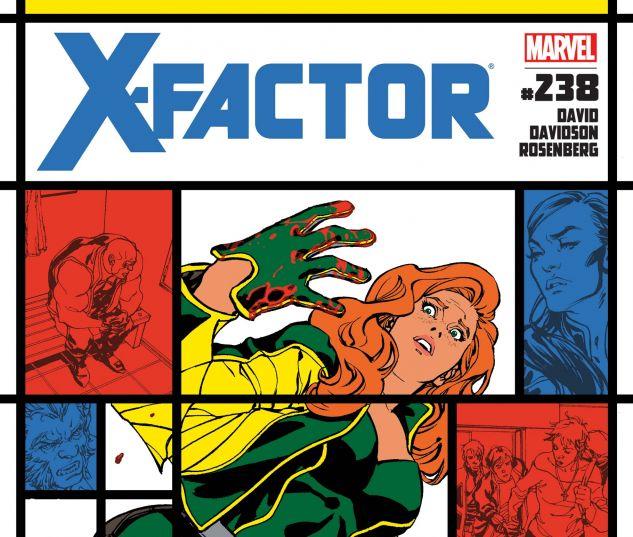 X-FACTOR (2005) #238