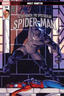 Peter Parker: The Spectacular Spider-Man (2017) #298