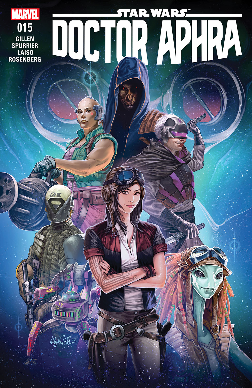 Star Wars: Doctor Aphra (2016) #15