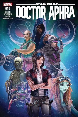 Star Wars: Doctor Aphra #15