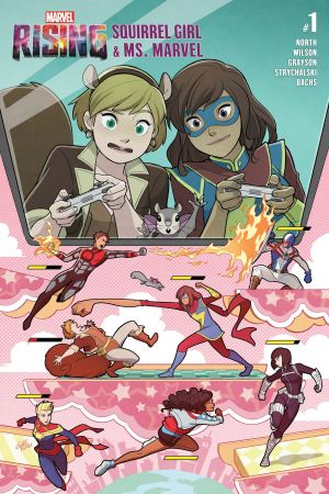 Marvel Rising: Squirrel Girl/Ms. Marvel #1