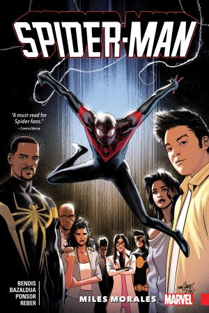 Spider-Man: Miles Morales Vol. 4 (Trade Paperback)