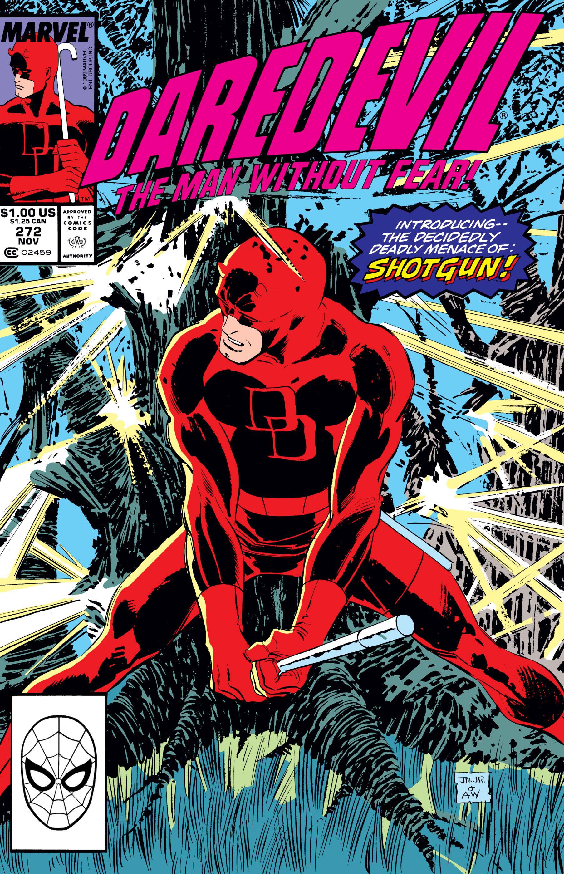 Daredevil (1964) #272