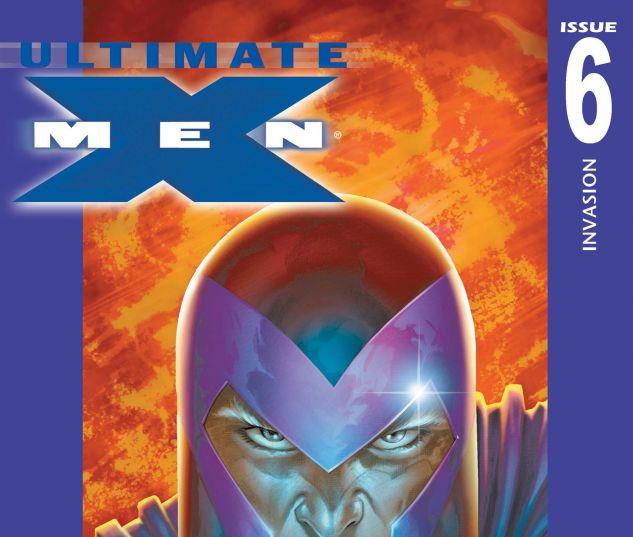Ultimate X-Men (2001) #6
