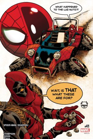 Spider-Man/Deadpool (2016) #41