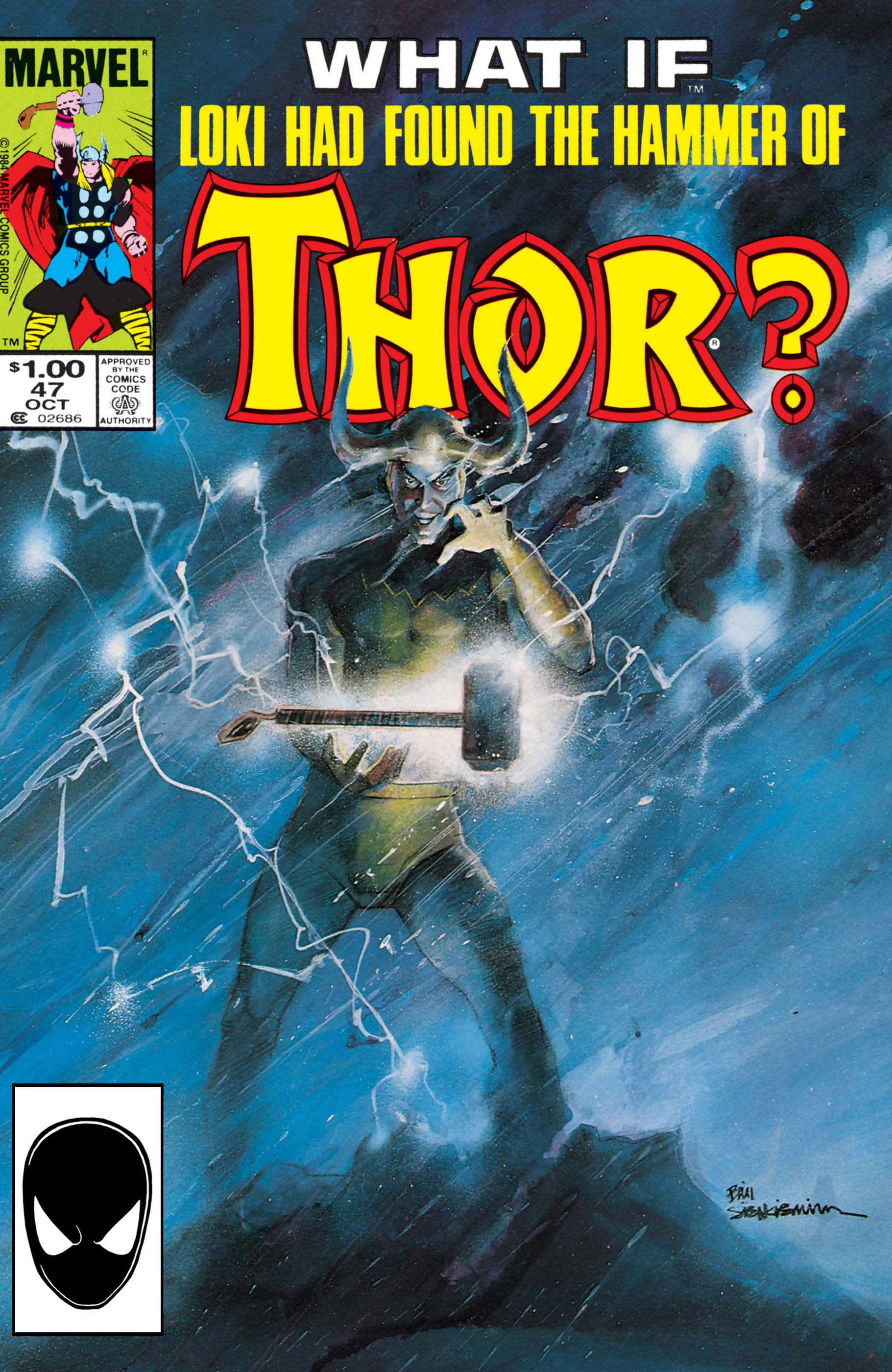 What If? (1977) #47