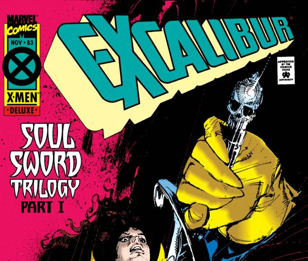 EXCALIBUR (1988) #83