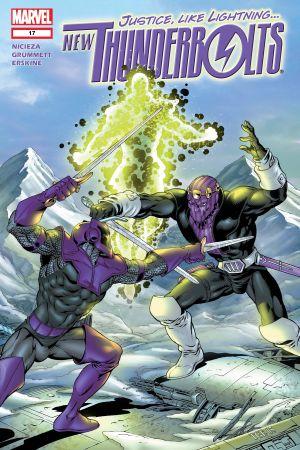 New Thunderbolts (2004) #17