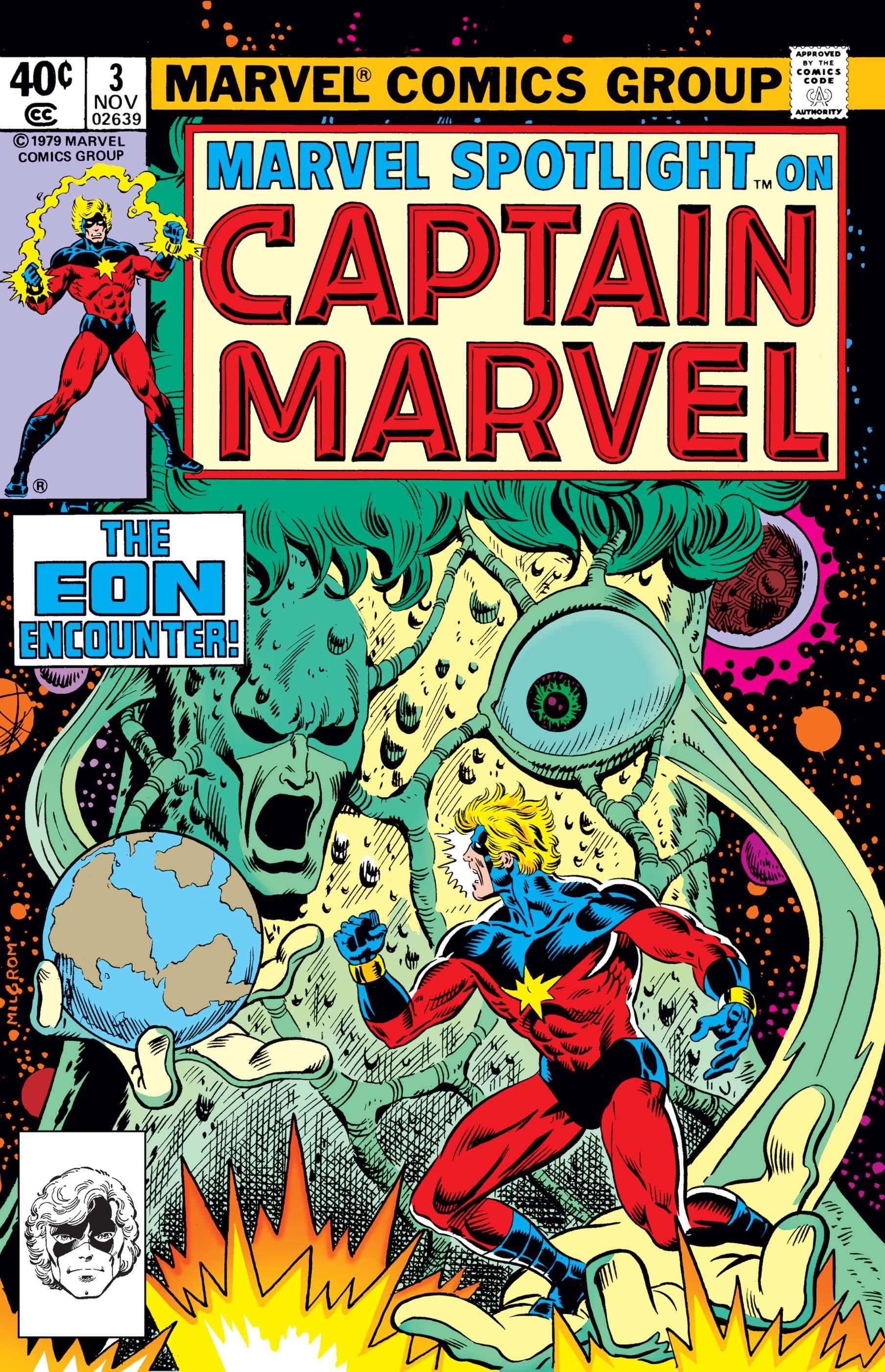 Marvel Spotlight (1979) #3