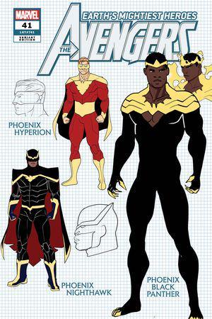 Avengers #41  (Variant)
