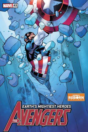 Avengers #45  (Variant)