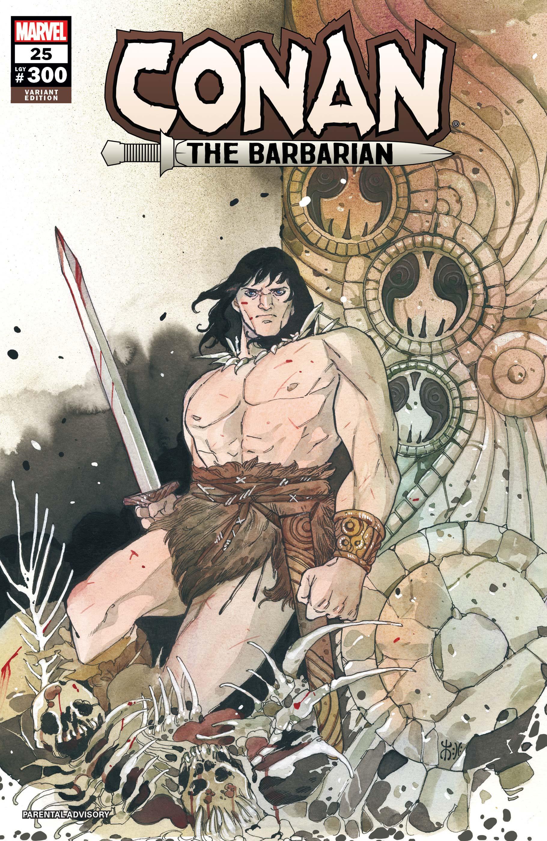 Conan the Barbarian (2019) #25 (Variant)