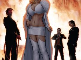 X-Men First Class: The High Hand #1 cover art