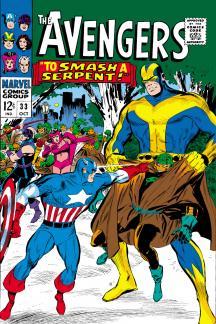 Marvel Masterworks: The Avengers Vol. 4 (Hardcover)