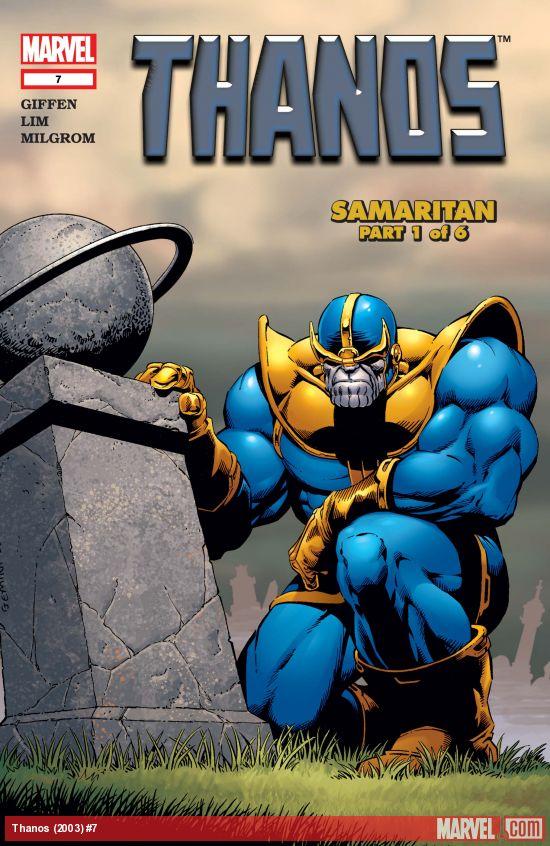 Thanos (2003) #7