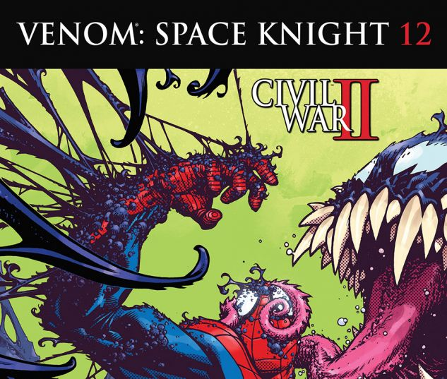 Venom: Space Knight (2015) #12