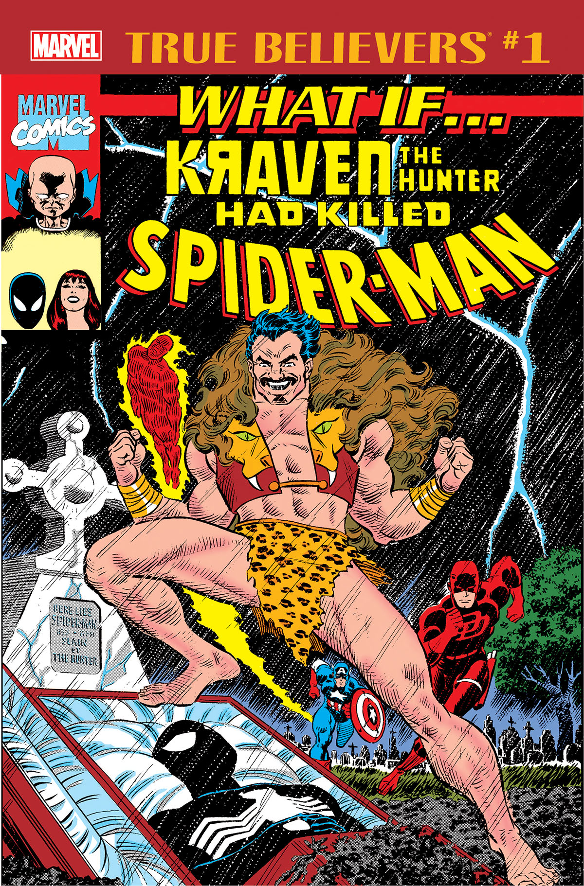 True Believers: What If Kraven the Hunter Had Killed Spider-Man? (2018)