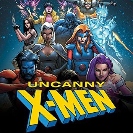 Uncanny X-Men (2018 - Present)