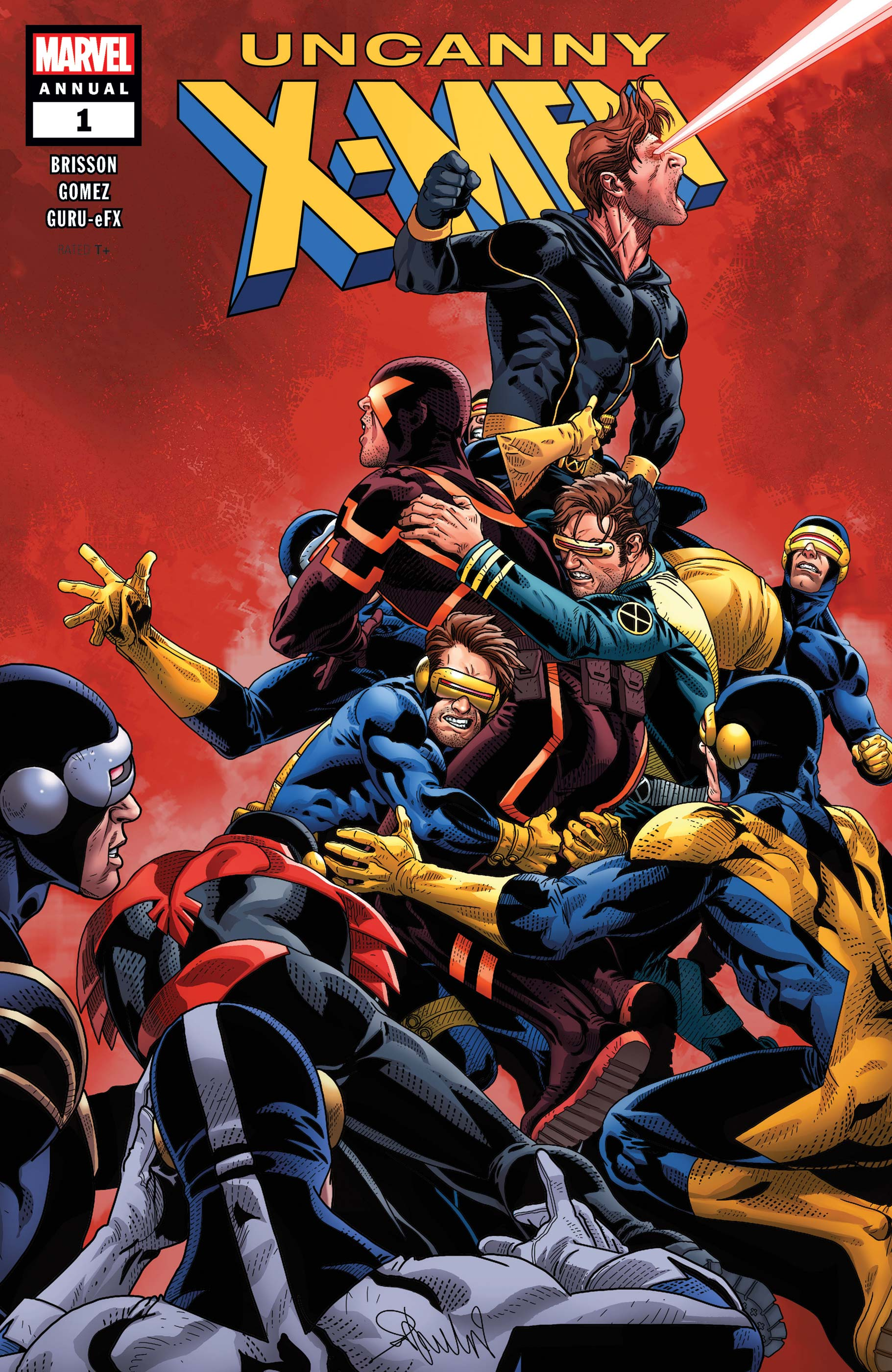 Uncanny X-Men Annual (2019) #1