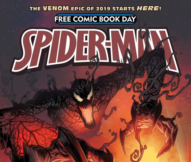 cover from Free Comic Book Day 2019 (Marvel Spider-Man) (2019) #1