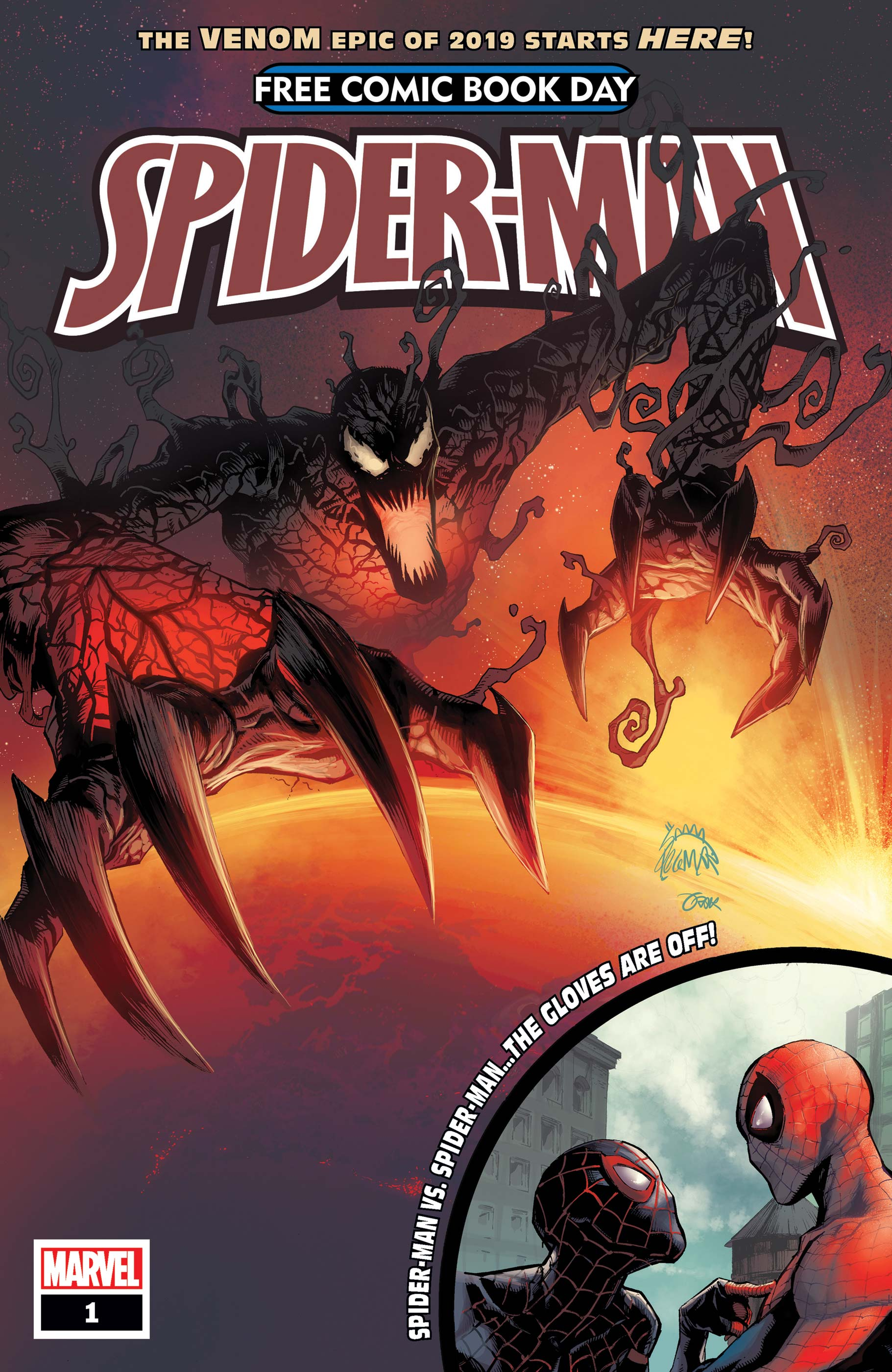 Free Comic Book Day (Spider-Man) (2019) #1