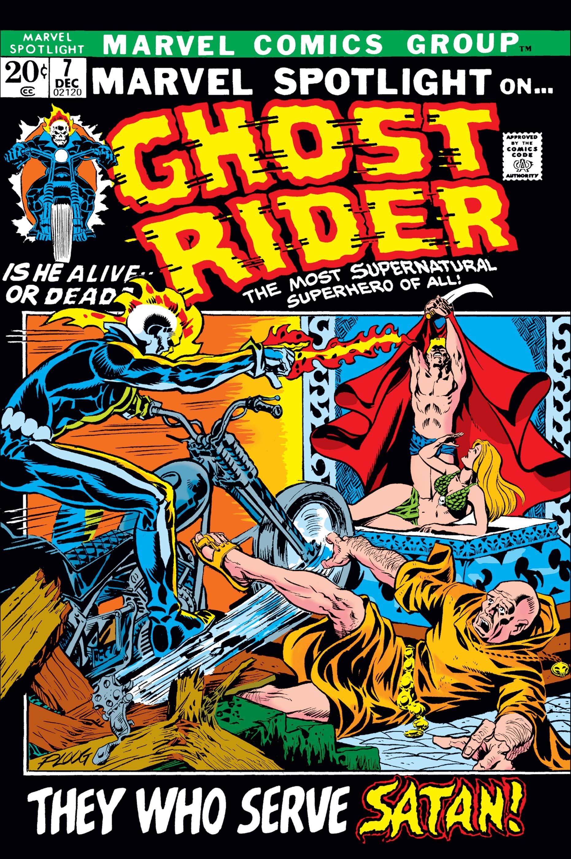 Marvel Spotlight (1971) #7