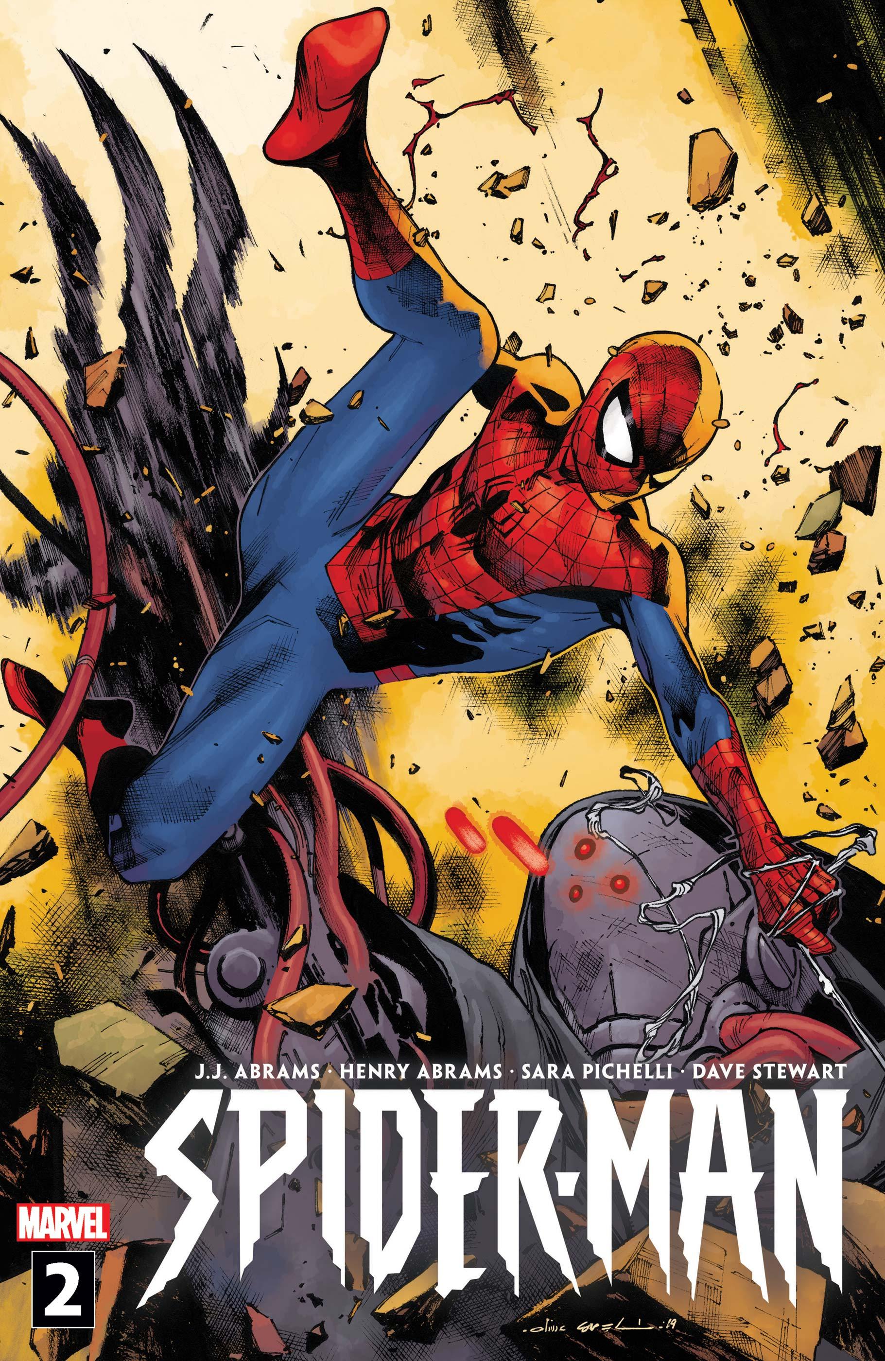 Spider-Man (2019) #2