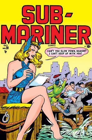 Sub-Mariner Comics (1941) #28
