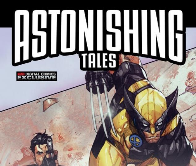 ASTONISHING TALES: WOLVERINE/PUNISHER #4