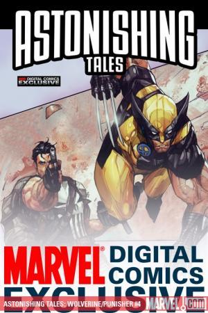 Astonishing Tales: Wolverine/Punisher Digital Comic #4