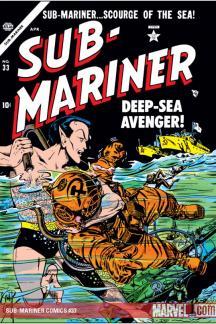Sub-Mariner Comics (1941) #33