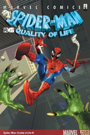 Spider-Man: Quality of Life (2002) #3