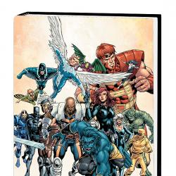 All-New Official Handbook of the Marvel Universe a to Z Vol. 1 Premiere