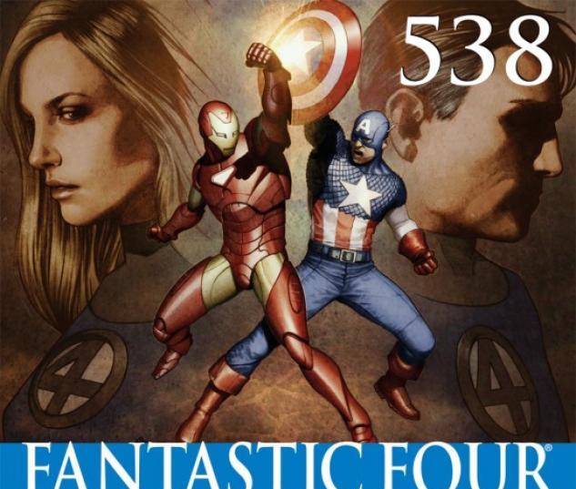 FANTASTIC FOUR #538