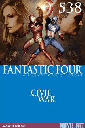 Fantastic Four (1998) #538